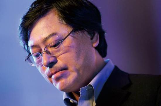 联想集团董事长兼首席执行官杨元庆。图/CFP