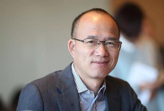 郭广昌:上海复星集团实业有限公司董事长
