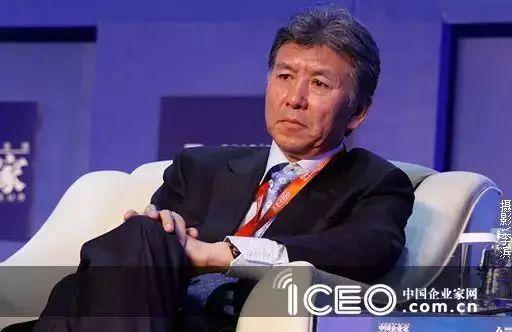 刘积仁:东软集团董事长