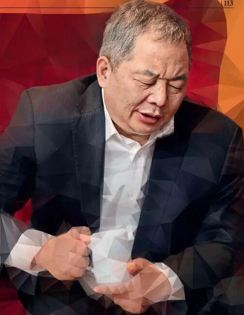 宋卫平:绿城集团创始人、绿城中国董事会联席主席