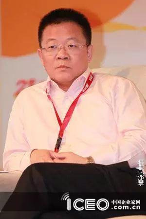 孙为民:苏宁控股集团总裁