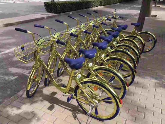 酷骑单车。(图片来自于海尔官微)