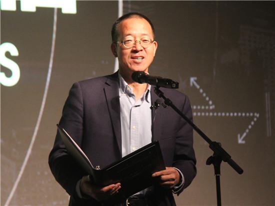 新东方教育科技集团董事长兼首席执行官俞敏洪