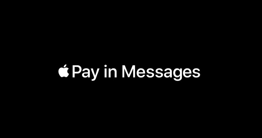 """苹果新广告""""用钱聊天"""""""