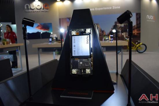 努比亚游戏手机命名出炉(图片引自微博)