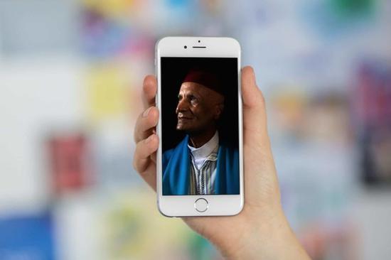 iPhone8Plus/iPhoneX拥有多种光效人像模式