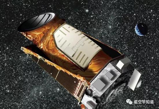 2009年升空的开普勒空间望远镜在系外行星探测方面几乎处于垄断地位来源:NASA