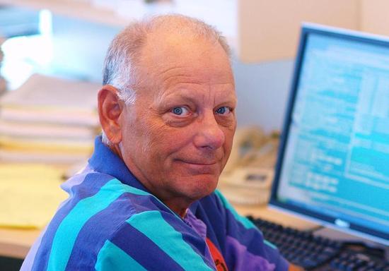 David Cutler。图/Wikipedia