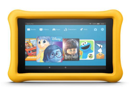 亚马逊Fire HD 8 Kids Edition