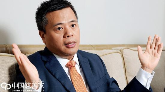 陈天桥 盛大集团董事长兼CEO