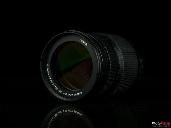 松下 LUMIX G VARIO 100-300mm F4.0-5.6 II POWER O.I.S.镀膜