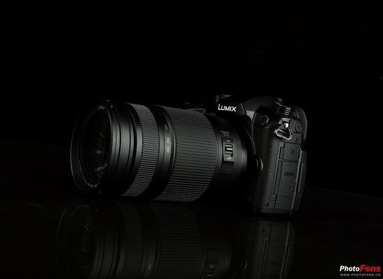 松下 LUMIX G VARIO 100-300mm F4.0-5.6 II POWER O.I.S.+ 松下 GH5