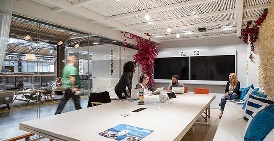 Airbnb的EDX项目也是全球各个办公室通行的设计策略
