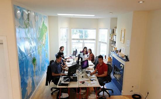 Airbnb最初诞生在一个小公寓里