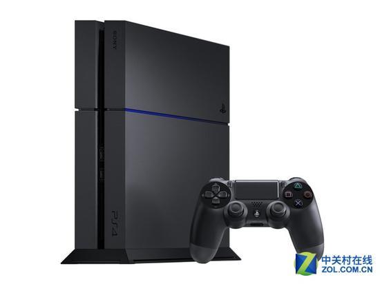 懒得拍图了,还得擦灰,PS4应该没人不认识吧?