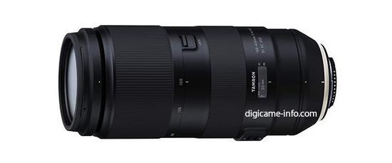 腾龙100-400mmF/4.5-6.3DiVCUSD(A035)镜头