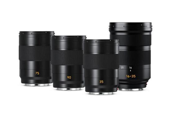 徕卡公布的四支新镜头谍照