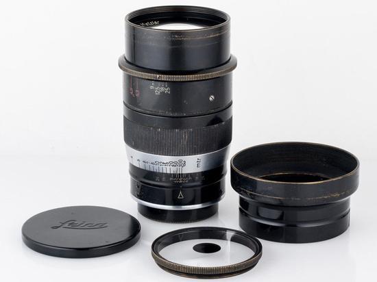 Leitz  Thambar 9cm f:2.2镜头
