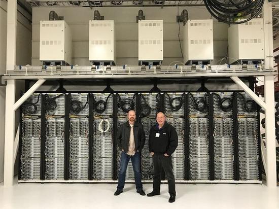 微软建成由天然气驱动的数据中心(图片来自howlDb)