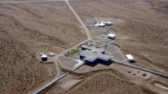 LIGO位于华盛顿州Hanford的观测台