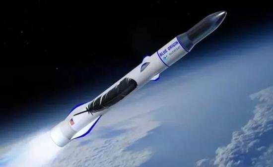 图丨New Glenn 重型火箭