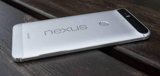 谷歌与华为合作的Nexus 6P。图片来自AnandTech