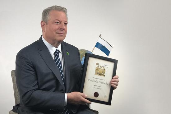 (Al Gore)