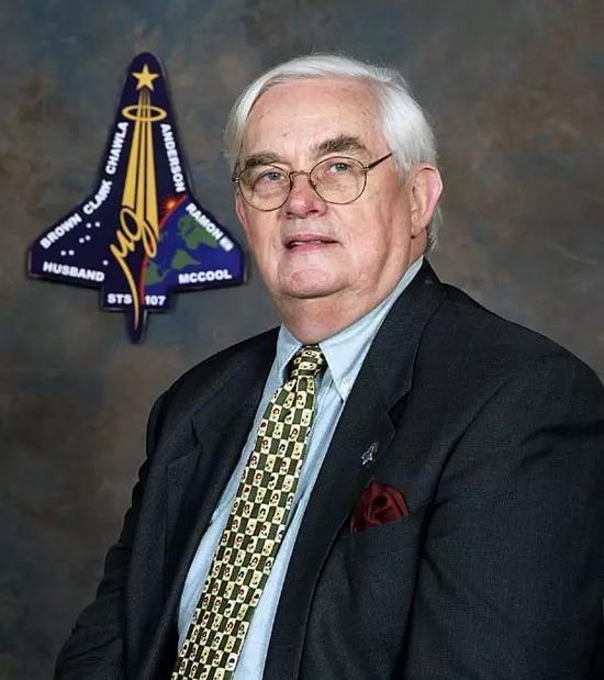 图丨太空政策专家 John Logsdon