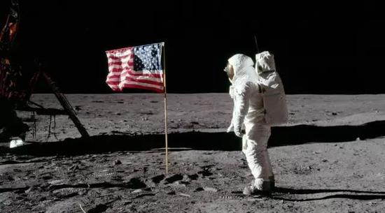 图丨阿波罗 11 号任务