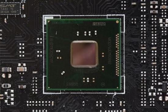 南桥芯片架构