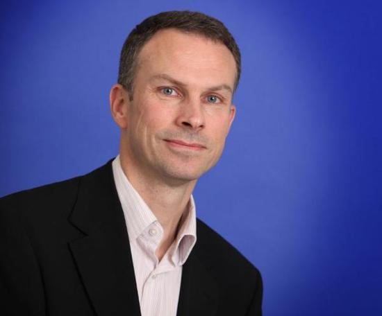 Google大中华区总裁石博盟(Scott Beaumont)
