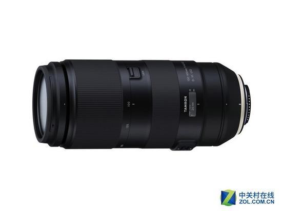 腾龙100-400mmf/4.5-6.3DiVCUSD镜头外观曝光