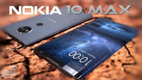 诺基亚10 MAX