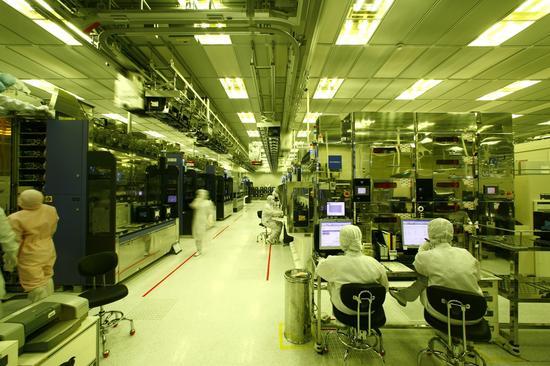(海力士存储器工厂,图片来源:iTers News)