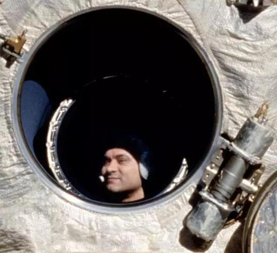 俄罗斯宇航员列里・波利亚科夫