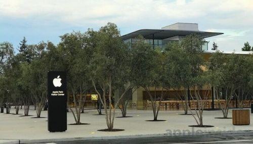 苹果新园区