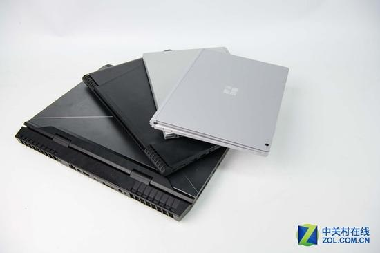 测试几款笔记本电脑平台
