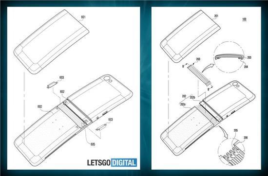 对标iphone x 三星galaxy将出折叠设计