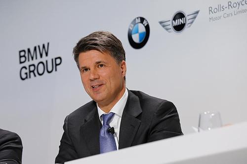 宝马CEO哈拉尔德-克鲁格