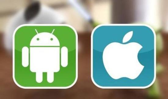 iOS系统与安卓系统第三方服务价格纯在差异