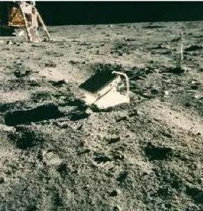 图3 Apollo11反射器阵列