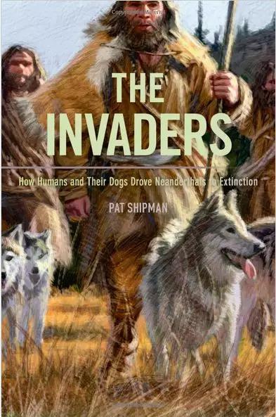 《入侵者》帕特・西普曼 著