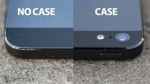 iPhone 5掉漆