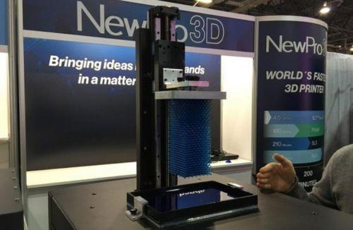 有点尴尬的3D打印行业