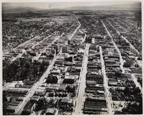 20世纪早期的硅谷