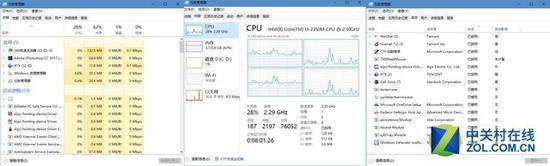 Windows10的任务管理器