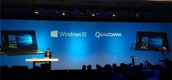 高通ARM芯片适配Windows10