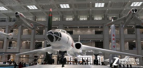 中国轰-6轰炸机