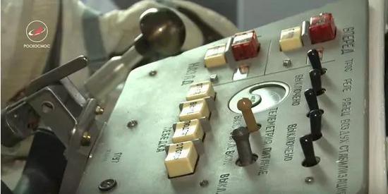 太空摩托车驾驶控制面板