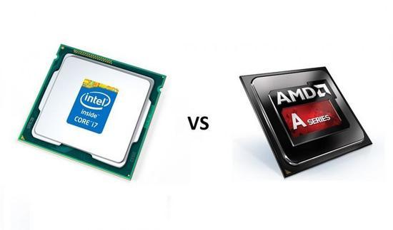 很多人都有英特尔和AMD到底选谁的问题